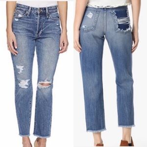 Joe's Jeans The High Rise Smith Caryn denim jeans
